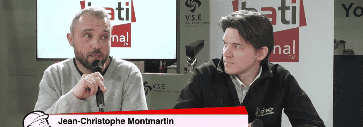 Témoignage Scierie Montmartin et Entreprise Lignatech - Salon Be Positive
